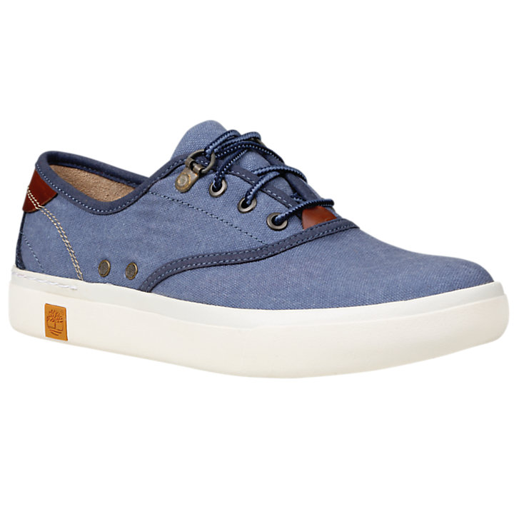 Women's Amherst Canvas Oxford Shoes-
