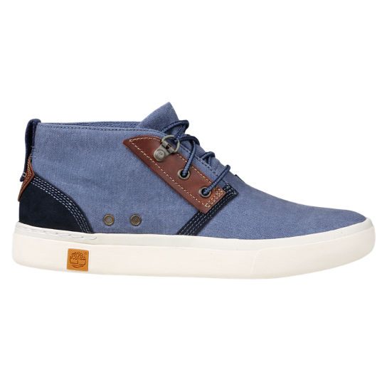 Women's Amherst Canvas Chukka Shoes