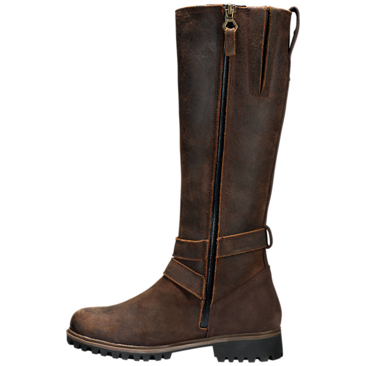 Women's Wheelwright Tall Buckle Waterproof Boots-