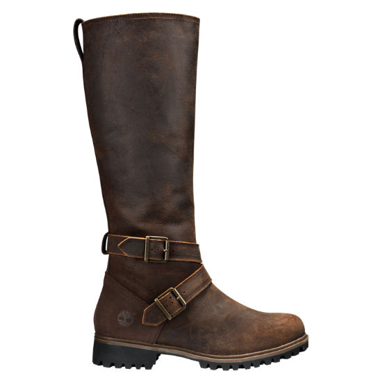 Women's Wheelwright Tall Buckle Waterproof Boots