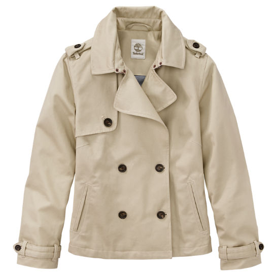 Women's Tekoa Mountain Short Trench Coat
