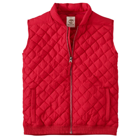 Women's Cherry Mountain Quilted Vest