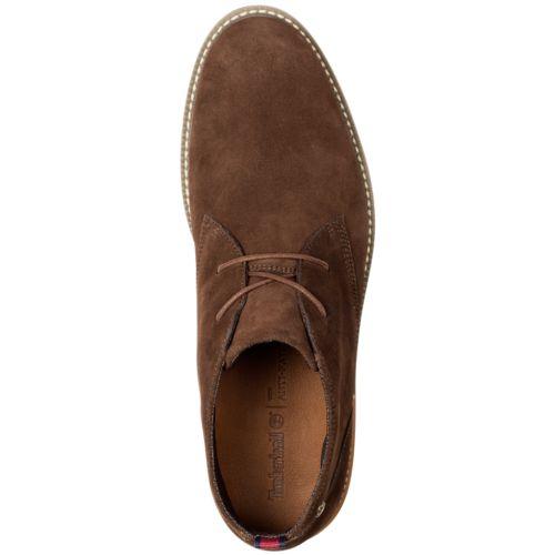 Men's Brook Park Suede Chukka Shoes-