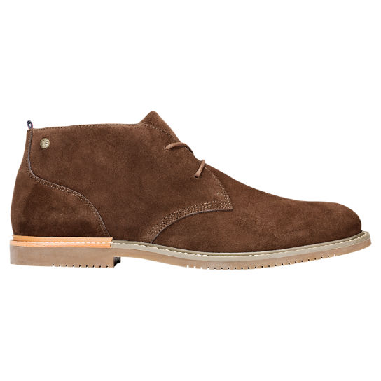 Men's Brook Park Suede Chukka Shoes