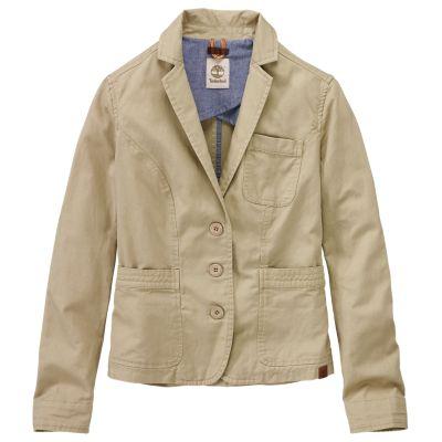 Women's Ludlow Mountain Linen Blazer
