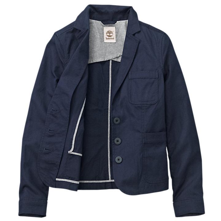 Women's Ludlow Mountain Linen Blazer-