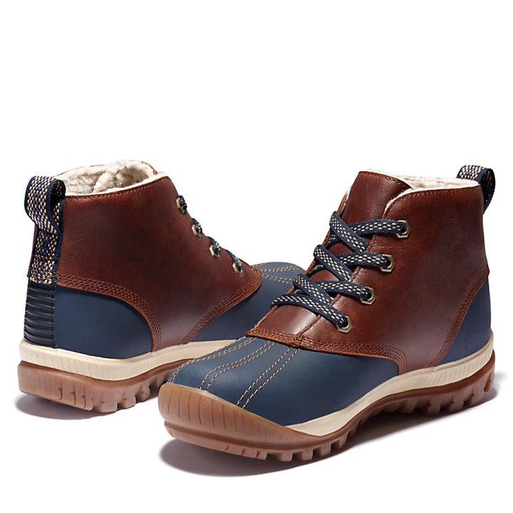 Women's Mt. Hayes Waterproof Chukka Boots-