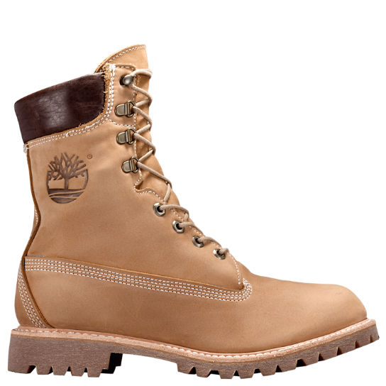 Men's 8 Inch Premium USA Waterproof Boots