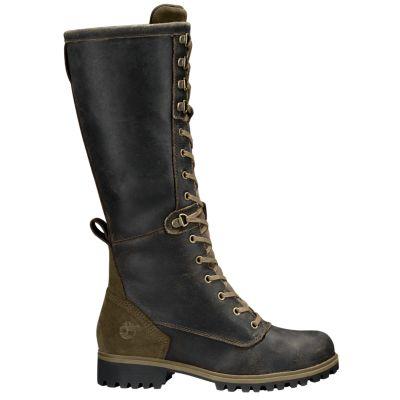 Women S Wheelwright Tall Lace Up Waterproof Boots