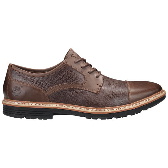 Men s Naples Trail Textured Leather Oxford Shoes  ccd0ad81cb3