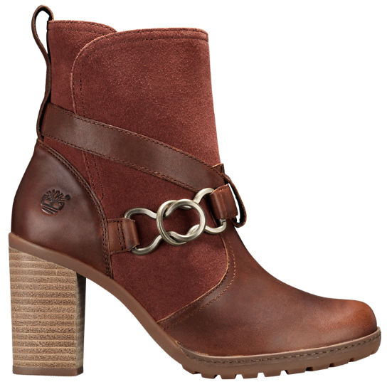 Women's Dennett Buckle Ankle Boots