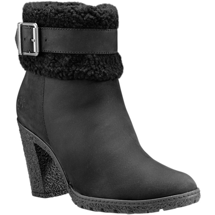 Women's Glancy Fleece Fold-Down Boots-