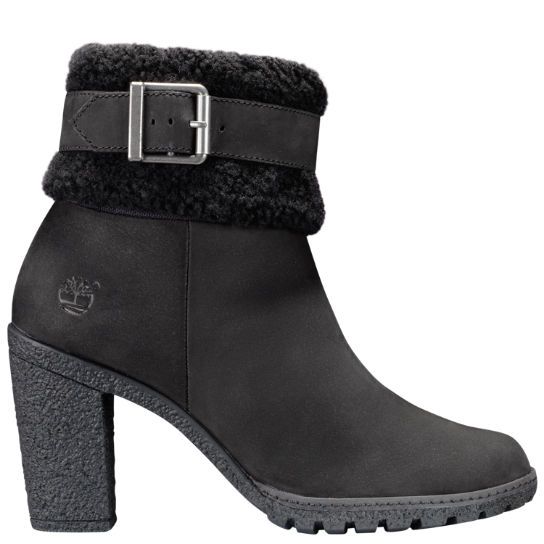 Women's Glancy Fleece Fold-Down Boots