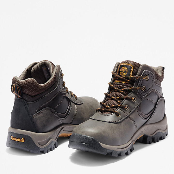 Youth Mt. Maddsen Waterproof Hiking Boots-