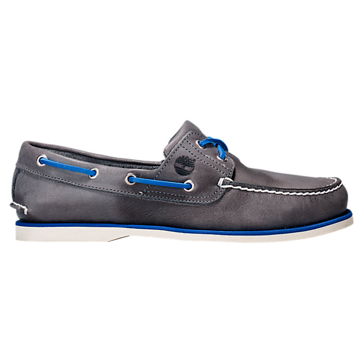 Men's Classic 2-Eye Boat Shoes-