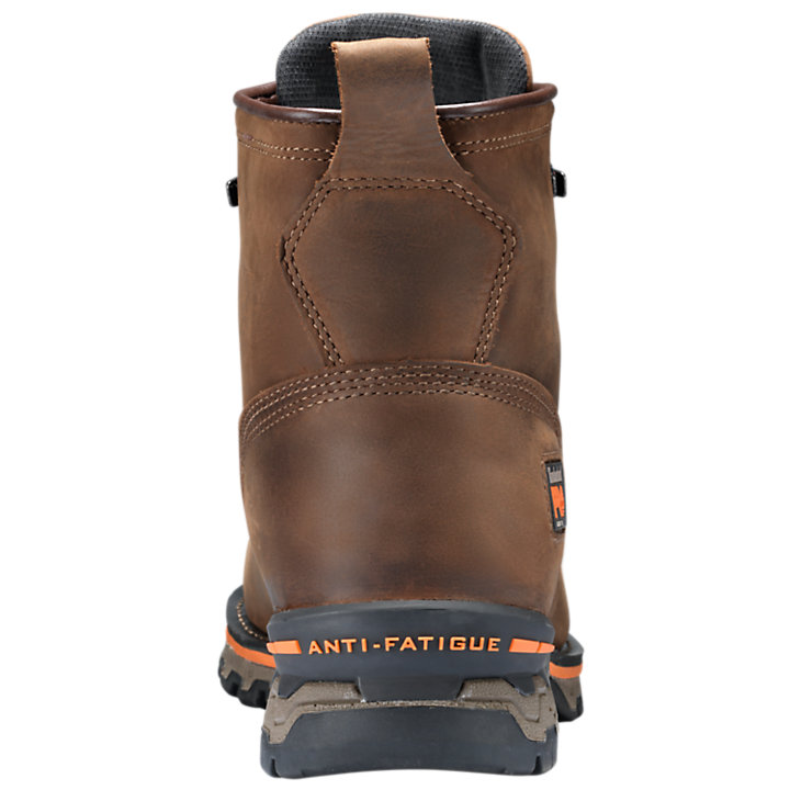 Men's Timberland PRO® AG Boss Alloy Toe Unlined Work Boots-