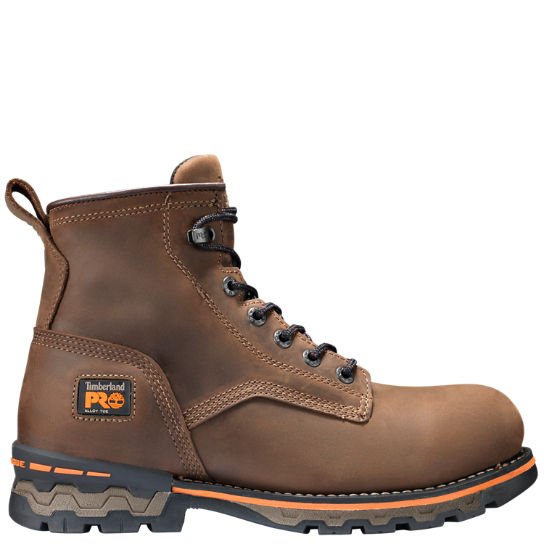 Men's Timberland PRO® AG Boss Alloy Toe Unlined Work Boots