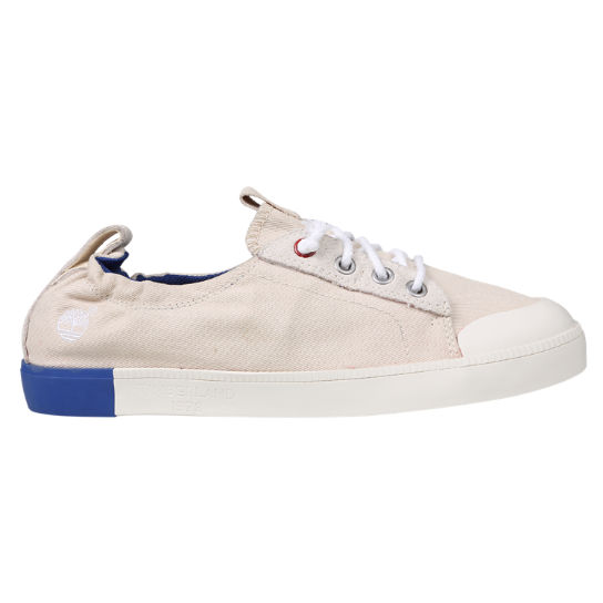 Women's Newport Bay 4-Eye Canvas Oxford Shoes