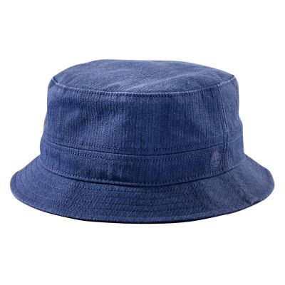 Graigville Washed Canvas Bucket Hat