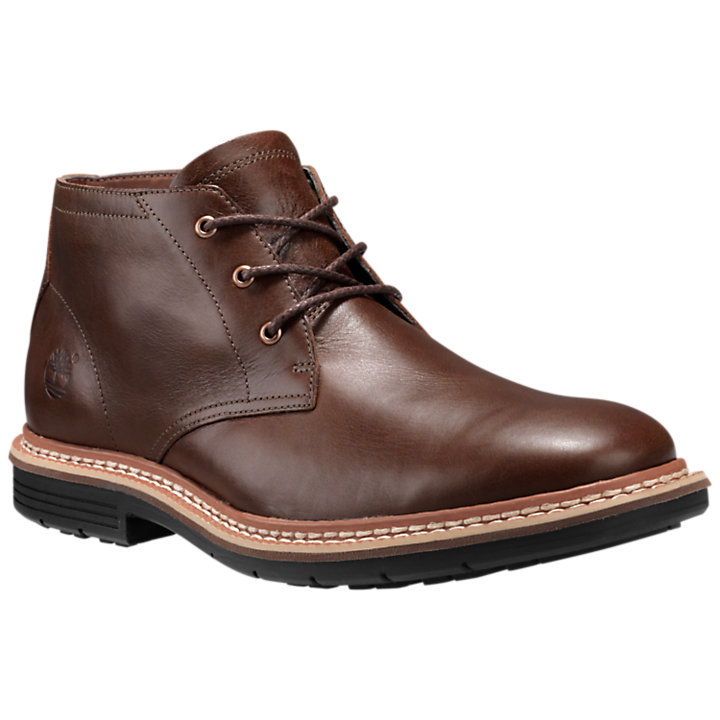 Men's Naples Trail Leather Chukka Boots-