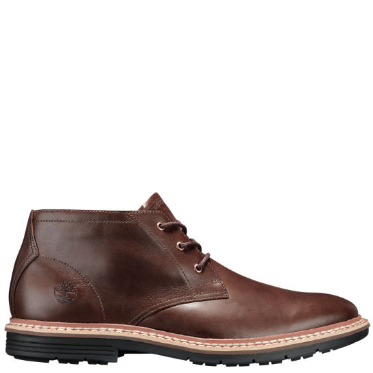 Men's Naples Trail Leather Chukka Boots