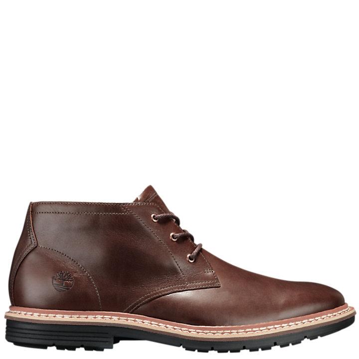 Men's Naples Trail Leather Chukka Boots-