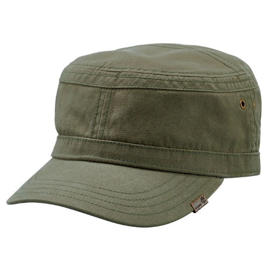 Prince Cove Waxed Canvas Field Cap