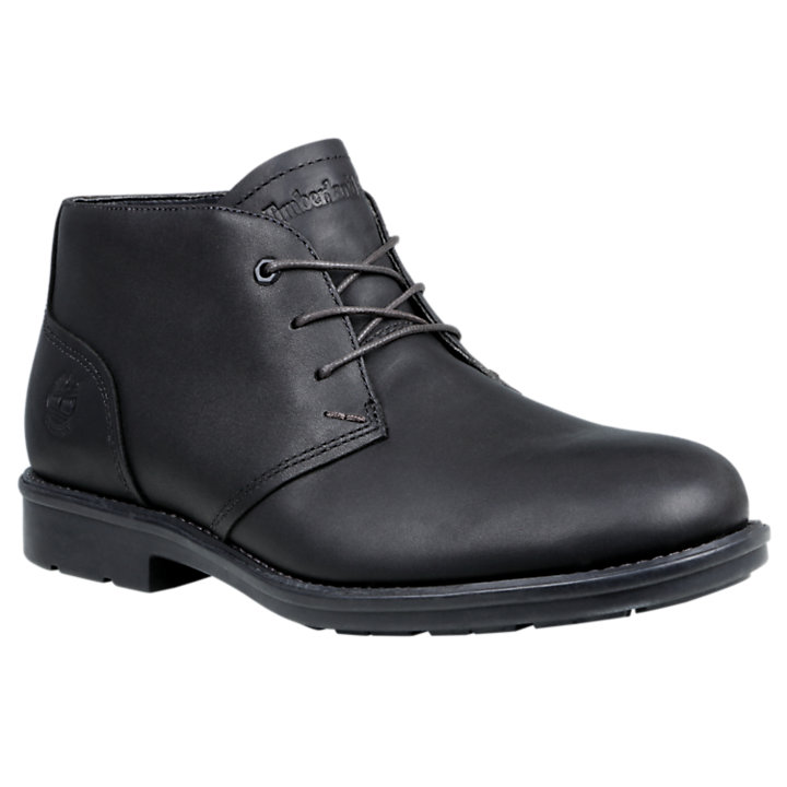 Men's Carter Notch Waterproof Chukka Shoes-