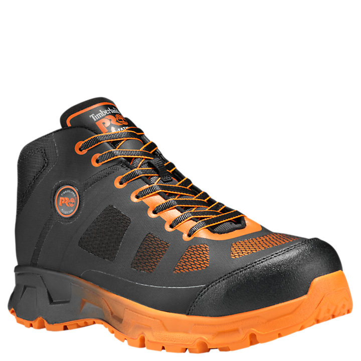 Men's Timberland PRO® Velocity EH Mid Alloy Toe Work Shoes-