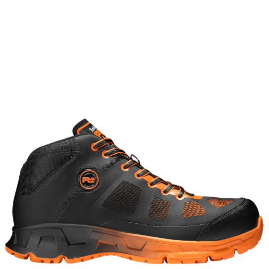 Men's Timberland PRO® Velocity EH Mid Alloy Toe Work Shoes