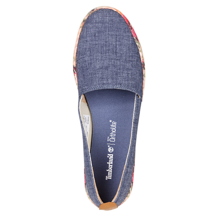 Women's Casco Bay Fabric Slip-On Shoes-