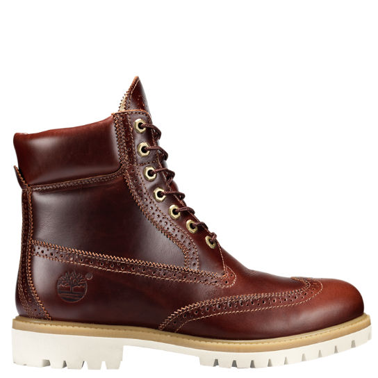 Men's Limited Release Timberland® 6-Inch Waterproof Brogue Boots