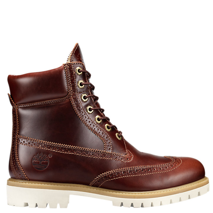 Men's Limited Release Timberland® 6-Inch Waterproof Brogue Boots-