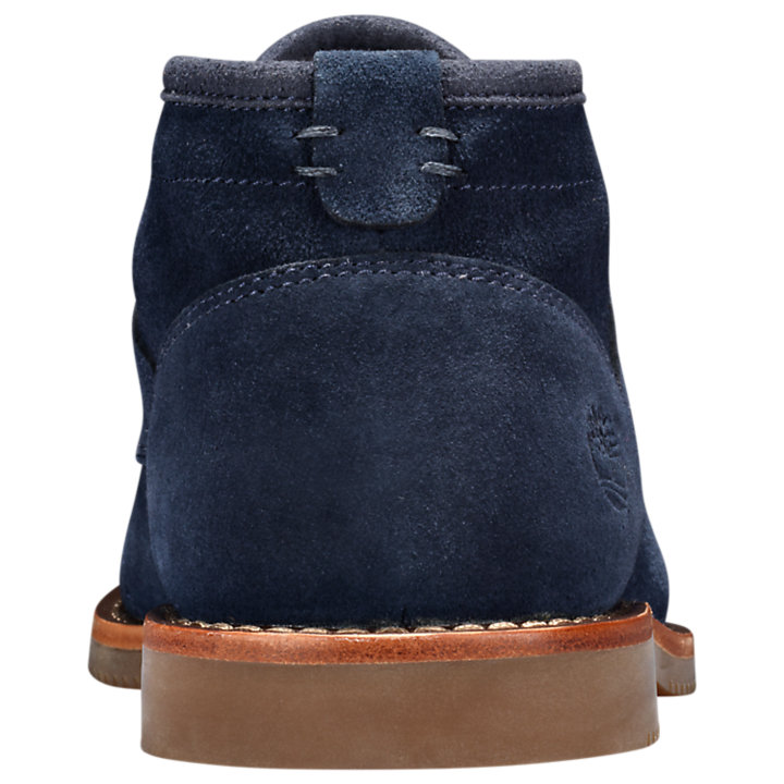 Men's Brooklyn Park Suede Chukka Shoes-