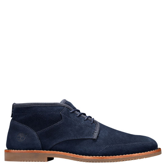 Men's Brooklyn Park Suede Chukka Shoes