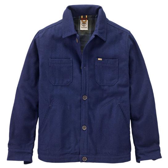 Timberland | Men&39s Cousins River Wool Shirt Jacket