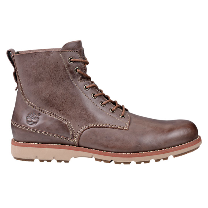 Men's Brewstah Deconstructed Leather Boots-