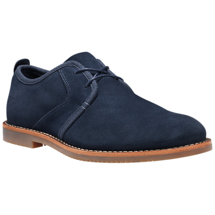 Men's Brooklyn Park Suede Oxford Shoes-