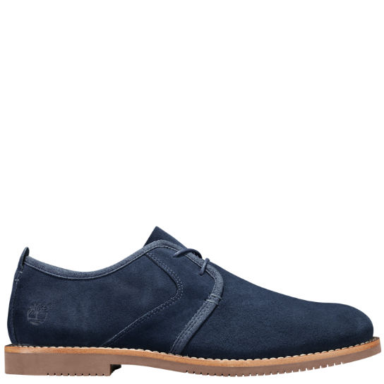 Men's Brooklyn Park Suede Oxford Shoes