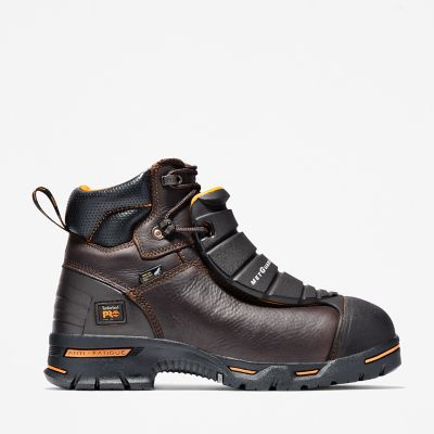 Men S Timberland Pro Endurance 6 Met Guard Steel Toe Work Boots Timberland Us Store
