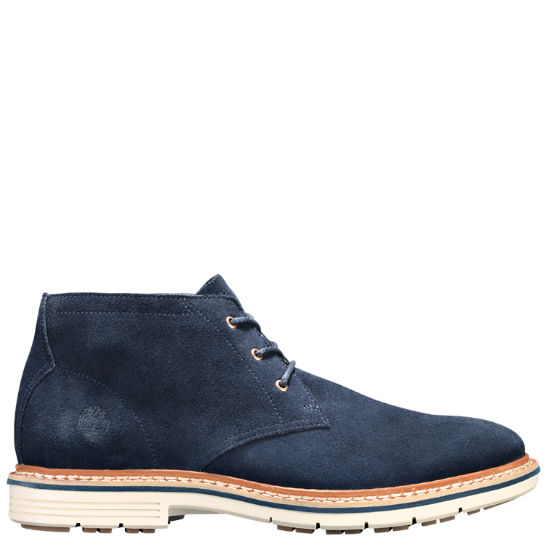 Men's Naples Trail Suede Chukka Boots