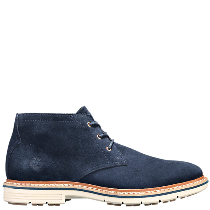 Men's Naples Trail Suede Chukka Boots-