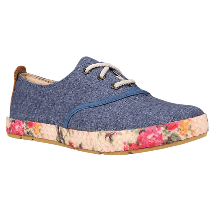 Women's Casco Bay Fabric Oxford Shoes-