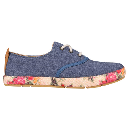 Women's Casco Bay Fabric Oxford Shoes