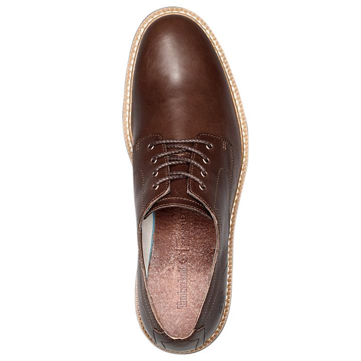 Men's Naples Trail Leather Oxford Shoes-