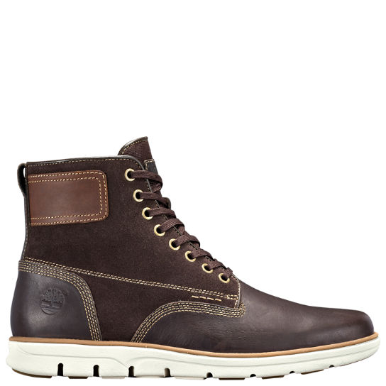 Men's Bradstreet Leather & Suede Boots