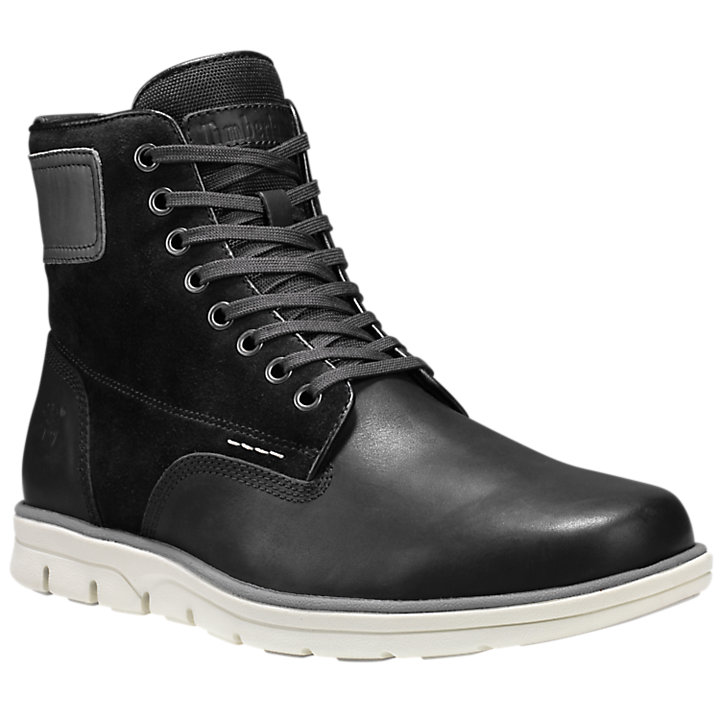 Men's Bradstreet Leather & Suede Boots-