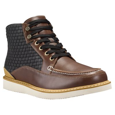 Timberland Newmarket Mixed Media Boots Men PO45764