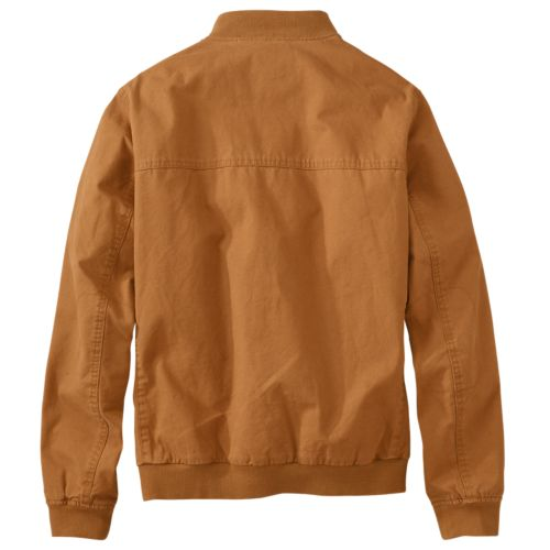 Men's Mount Mansfield Travel Bomber Jacket-