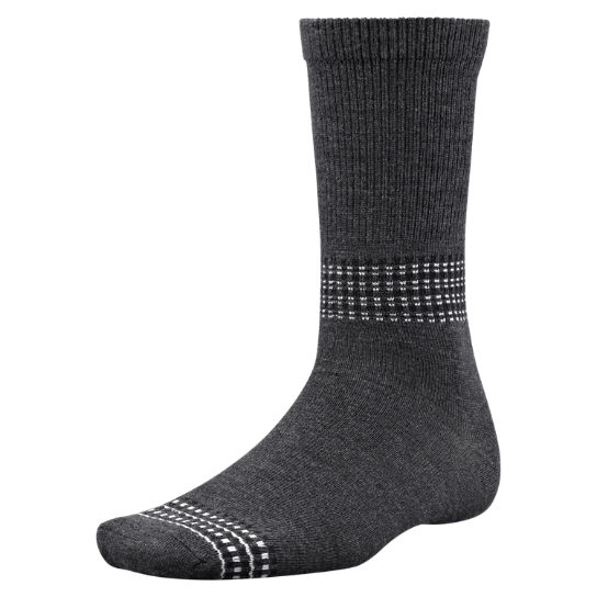 Men's Patterned Merino Wool Hiking Socks